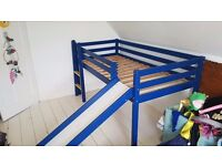 Childrens High BED with slide