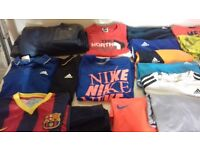 Boys clothes age 9/10 football boots size 5 all in good nick