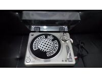 MINISTRY OF SOUND MOSTT1000 Turntable Record player TURNTABLE DJ