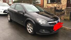 Vauxhall Astra 1.6 06 plate