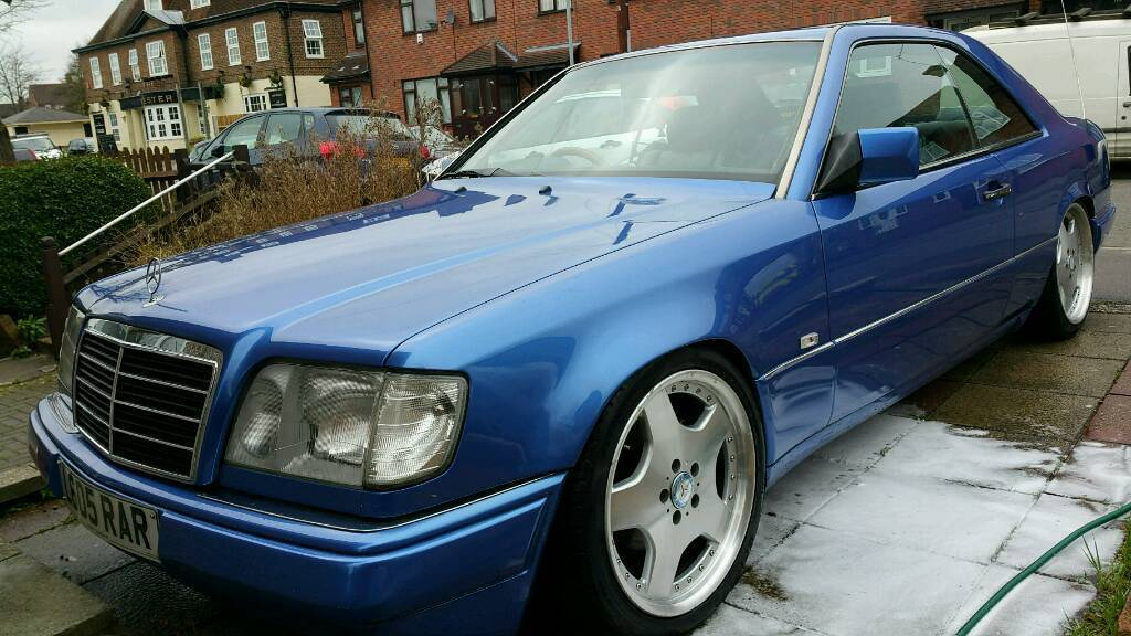 Mercedes E220 W124 Coupe 1994 In London Gumtree