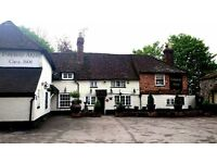 Chef de Partie wanted at a busy village pub