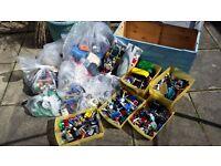 Large assortment of Lego