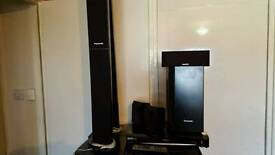Panasonic sa-pt560 home cinema system