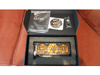 Zotac GEFORCE GTX 780 3gb graphics card for sale