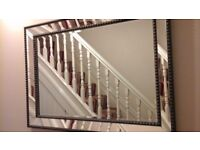 Lovely Large Mirror 42in x30in