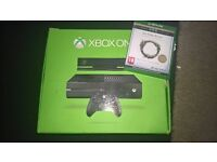 Xbox One, Kinect, Controller and Games