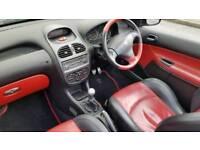 Peugeot 206cc Allure Convertible Cabriolet 2004 Low miles excellent condition