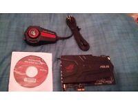 Gaming sound card! Asus Xonar Phoebus!