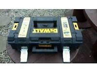 Dewalt tough system box as new