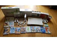 Nintendo Wii bundle (boxed)