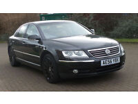 2006 56 VOLKSWAGEN PHAETON 3.0 V6 TDI 4MOTION 5 SEATS 4d AUTO *PART EX WELCOME*24 HOUR INSURANCE*