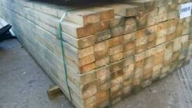 4x2 Sawn (100mm x 50mm) 4.2mtr Lengths