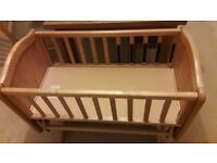 Mothercare Crib - free to good home