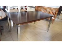 Large Dinning table (NO CHAIRS)