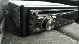 Pioneer cd player car stereo audio