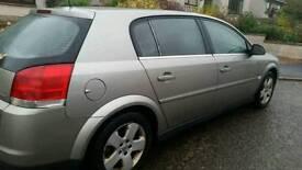 2004 Vauxhall signum 2l turbo may swap