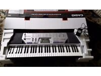 Musical instruments CASIO Electric Keyboard CTK 496