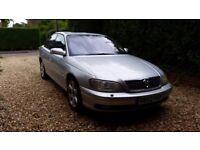 Vauxhall Omega 2.6 V6 24v Elite, Auto, 12 months mot, make me an offer :-)