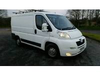 Window / guttering cleaning van Peugeot boxer 57 plate Business ready to start