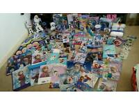 Huge joblot disney frozen olaf Anna elsa sven