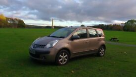 Nissan Note 62000 miles - good condition