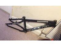 DDG jump bike frame