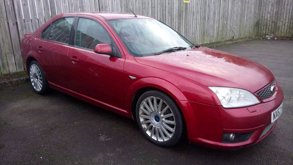 2002 Ford Mondeo St220 30 V6 Petrol Long Mot May Take Cheap Px In