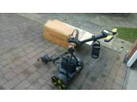 Power Caddy : Electric Golf Trolley ( Full Package)