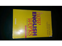 How English works, Swan & Walter, a Grammar Practice Book with answers