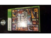 GTA V XBOX 360 GAME