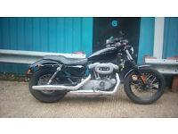 07534987244 Harley-Davidson XL1200N 2008