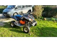 Kawasaki ksv 700cc v twin