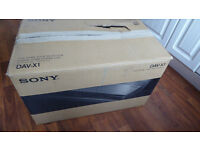 Sony Surround Sound Processor and speakers .