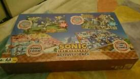 Sonic the hedgehog activity pack