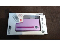 new dsi metallic case pink/purple
