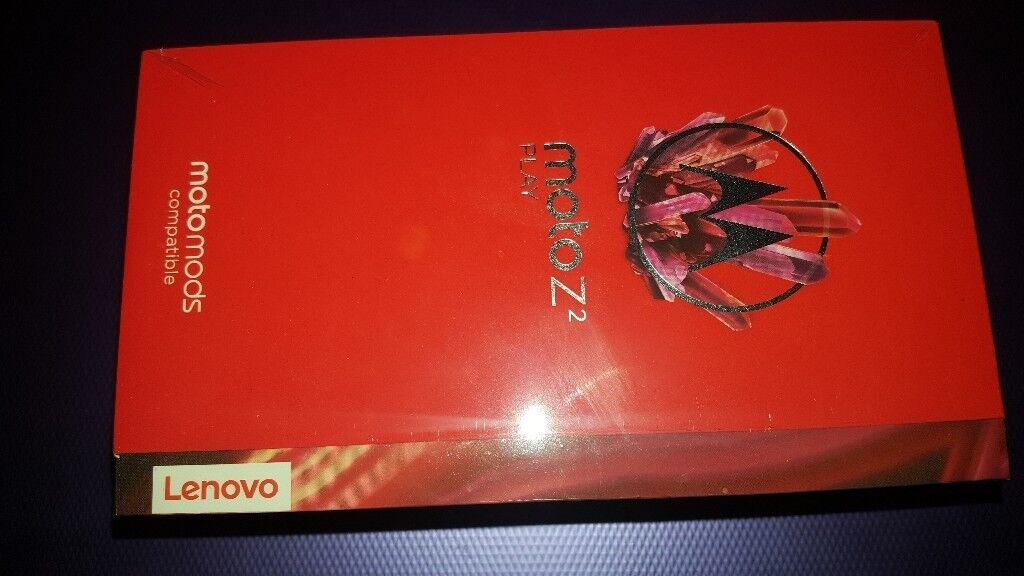 Motorola Z2 Play Mobile Phone 64gb + Game
