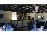 Clean/spacious function hall for party hire with scenic views. Birthdays/weddings/christenings etc.
