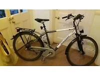 Raleigh Dover 3speed Men's Electric Bike