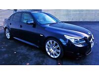 BMW E60 Factory M-Sport 3.0 197 Bhp Lci