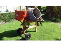 Belle Minimix 140 Electric 240v Cement Mixer