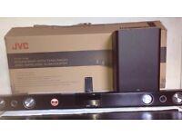 Sound bar 300 watts with wireless sub
