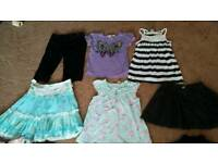 Girls clothes age 4-5 yrs