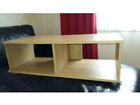 coffee table from argos