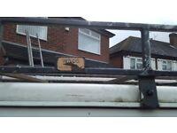 wilco heavy duty roof rack. transit swb