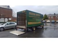 Cheap man and van house removals stockport manchester