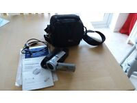 Sony DCR-SR75E Hard Disc Drive Handycam With 60GB Hard Disc Drive With X25 Zoom