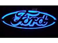 ford escort diesel van alloys