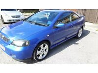 Vauxhall Astra Bertone Coupe 12 Months MOT Need Gone !