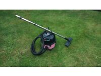 Numatic 'Henry' vacuum cleaner Pink.